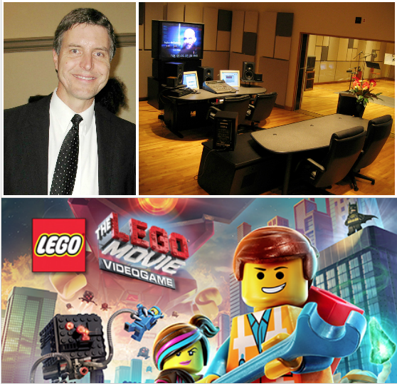 Ned Lott Voice Over lego movie